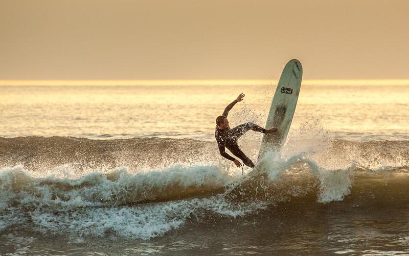 Croyde Surfer
