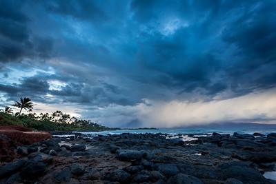 Storm Over Kahului