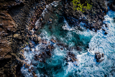 Ho'okipa from Above