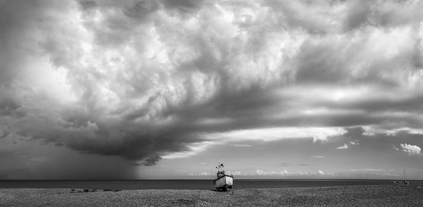 Storm at Dungeness