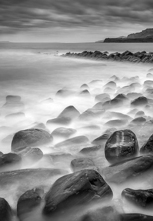 Kimmeridge Rocks