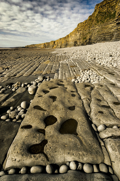 Nash Point Pavement