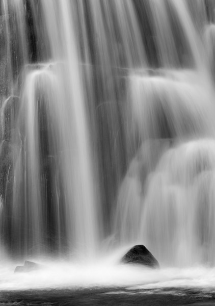 East Gill Force close up
