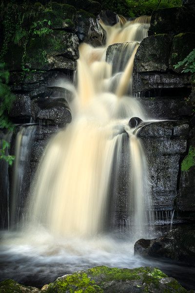 Falls near Mucker