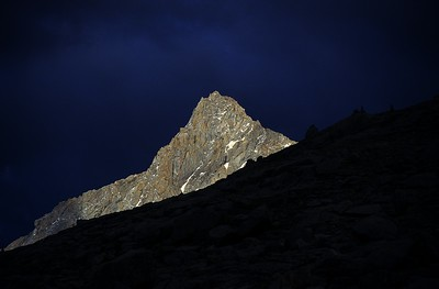 a peak near Mt.Kailash kora