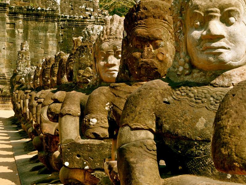 Cambodian Sentinels