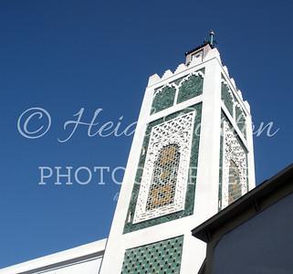 Morroccan building by Heidi Burton, Weston-super-Mare Photographer