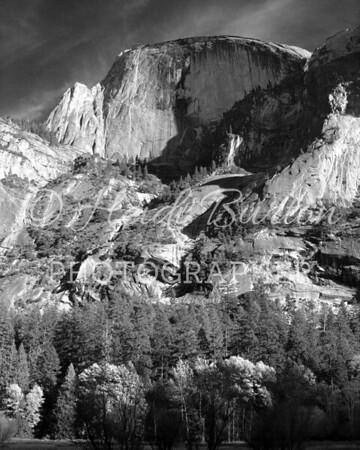 Half Dome, Yosemite by Heidi Burton, Weston-super-Mare Photographer