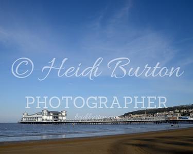 Weston-super-Mare Grand Pier by Heidi Burton, Weston-super-Mare Photographer