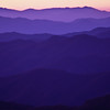 Great Smoky Mountain Sunrise -  Great Smoky Mountain National Park, NC