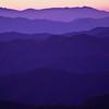 Great Smoky Mountain Sunrise -  Great Smoky Mountain National Park, NC