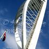 Spinnaker Tower, Portsmouth, Hampshire, UK by Heidi Burton, Weston-super-Mare Photographer