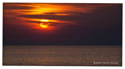Kusadasi, Turkey Sunset