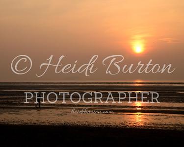 Sand Bay by Heidi Burton, Weston-super-Mare Photographer
