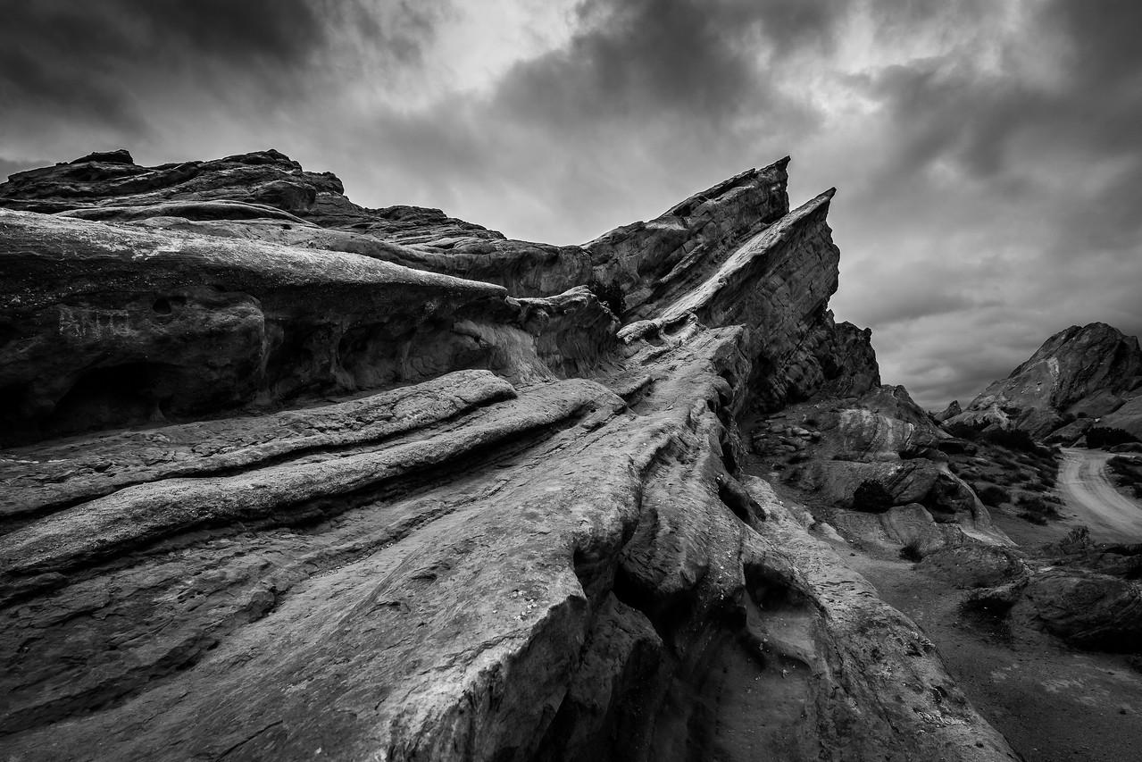 Vasquez Rocks, CA.