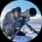 BradRLewis - Snowy Owl Photoshoot
