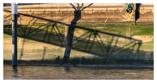 Shadows On The Thames
