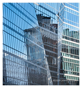 London Highrise Buildings Abstract 2