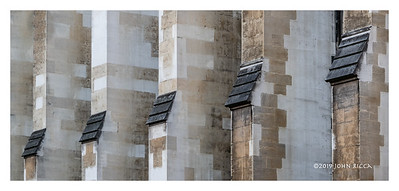 Cathedral Buttresses - London