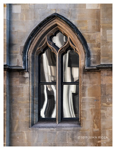 Cathedral Window - London
