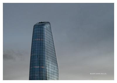 Working Late - London
