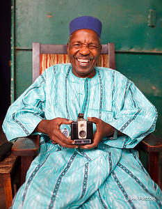 Photographer Malike Sidibe