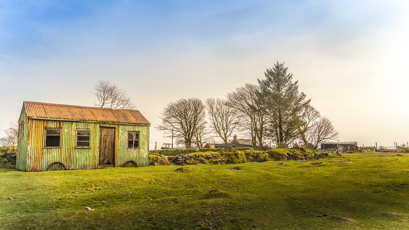 Mynachlogddu Shepherd's Hut