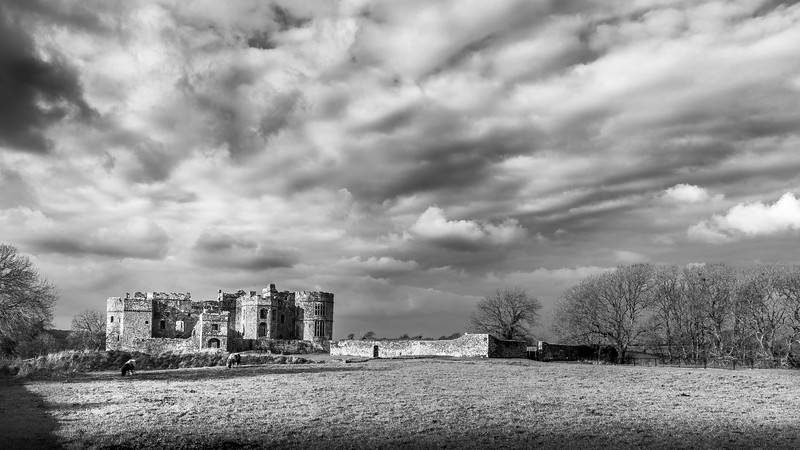 Carew Castle 1