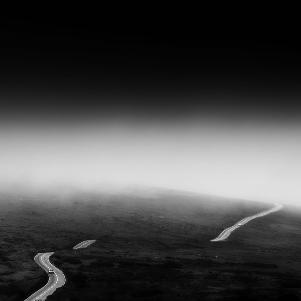 The Road to Bwlch Gwynt