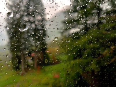 raindrops on my window (43rd day in lockdown)