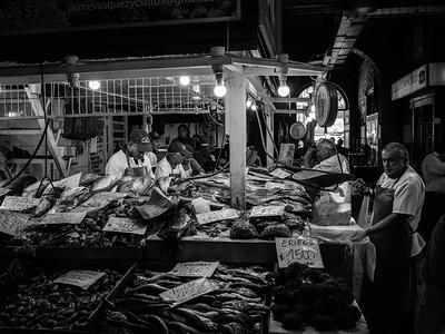 Mercado General, Santiago de Chile