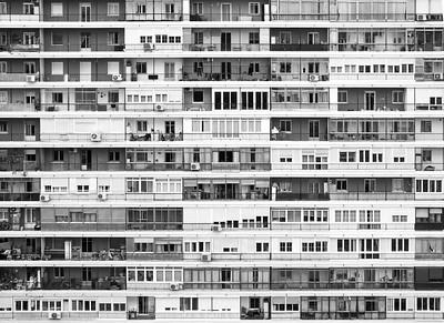 Urban Settlement, Madrid