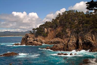 North Shore Point Lobos