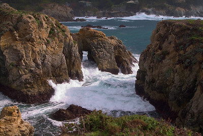Waves at South Shore of Point Lobos
