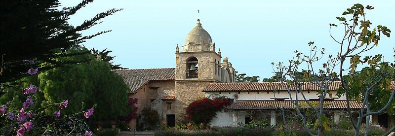 Carmel Mission Carmel, California