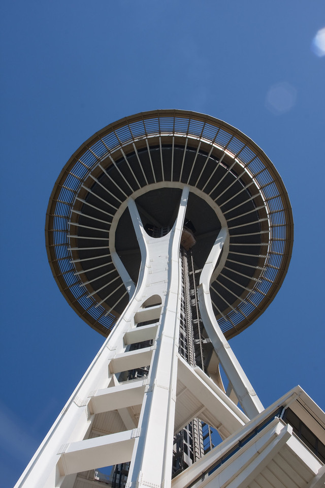 Seattle Space Needle, Seattle Washington