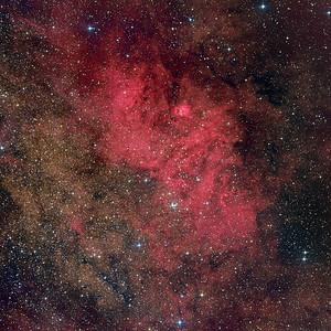 Sh2-54 (RCW 167) & NGC 6604
