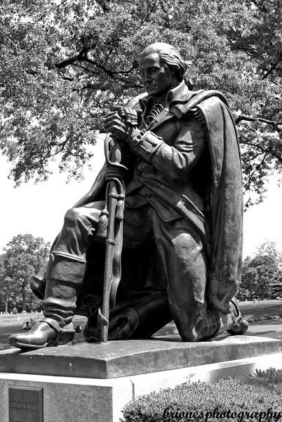 George Washington Memorial Cemetary, Paramus