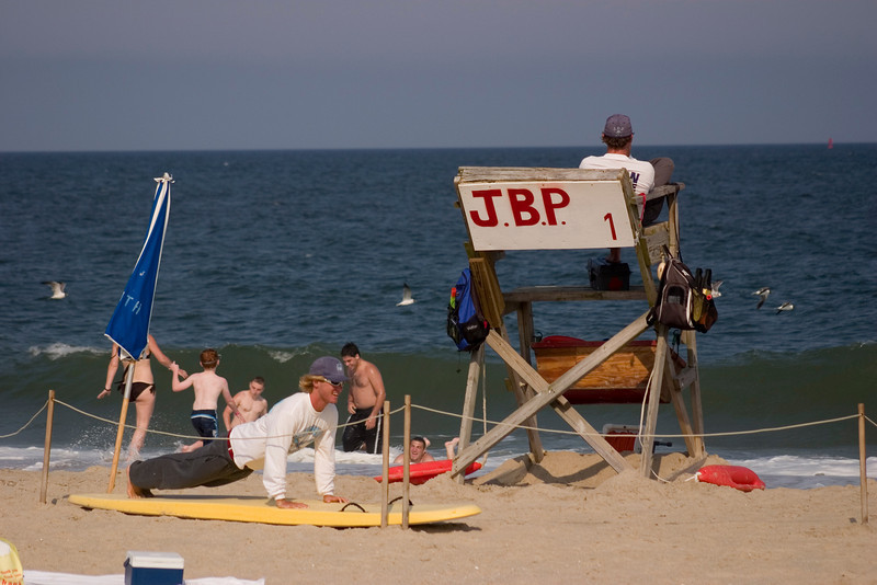 Pt. Pleasant Beach. Jenkinson's Beach Patrol