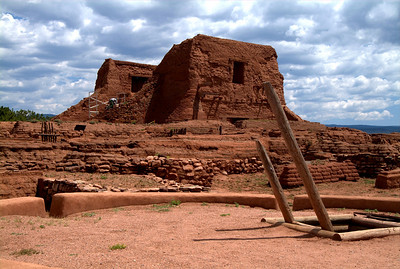 Pecos National Monument New Mexico