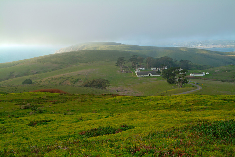 Historic Pierce Point Ranch