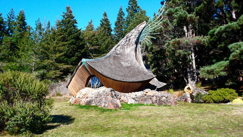 Sea Ranch Chapel - Sonoma County, California