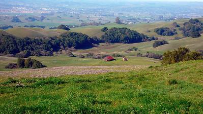 Hilltop View, Sonoma