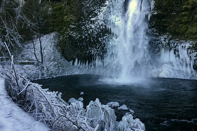 Horsetail Falls - Columbia Gorge, Oregon
