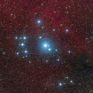 The Southern Pleiades (IC 2602)