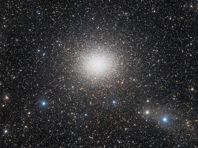 Omega Centauri: The Brightest Globular Cluster