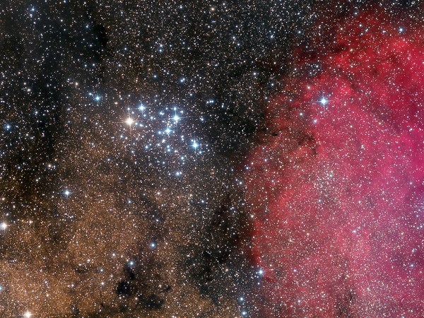 The Butterfly Cluster (M6)