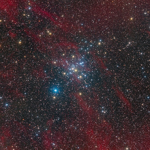 M41 (aka Little Beehive) in Canis Major