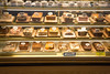 So many different kinds of fudge. Somehow I resisted. Taken at the Tillamook Cheese Factory, Tillamook, Oregon, USA.