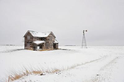 Cloud County Farmhouse